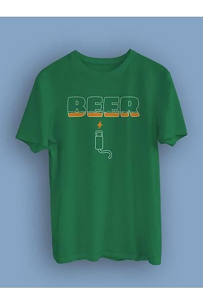 Beer Þarj (Üniseks Tiþört)