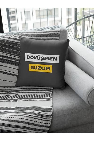 Dövüþmen Guzum (Kare Yastýk)