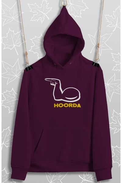 Hoorda(Üniseks Kapüþonlu)