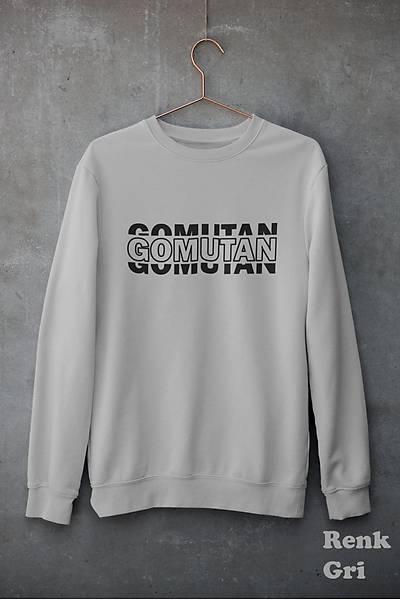 Gomutan(Üniseks Kapüþonsuzlar)