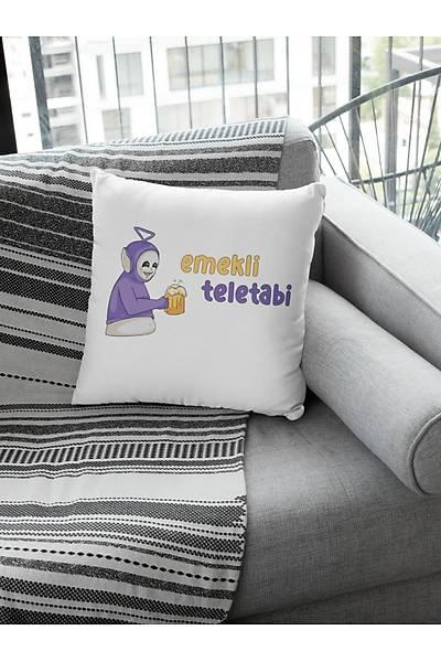 Emekli Teletabi ( Kare Yastýk)