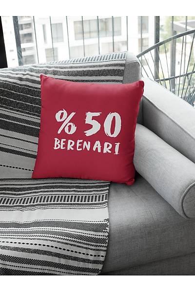 %50 Berenarý (Kare Yastýk)