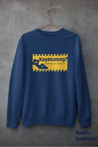Kayasýmýng (Üniseks Kapüþonsuz)