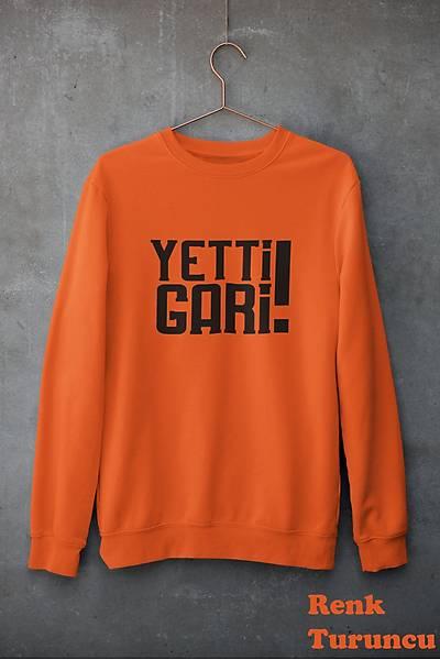 Yetti Gari (Üniseks kapüþonsuz)