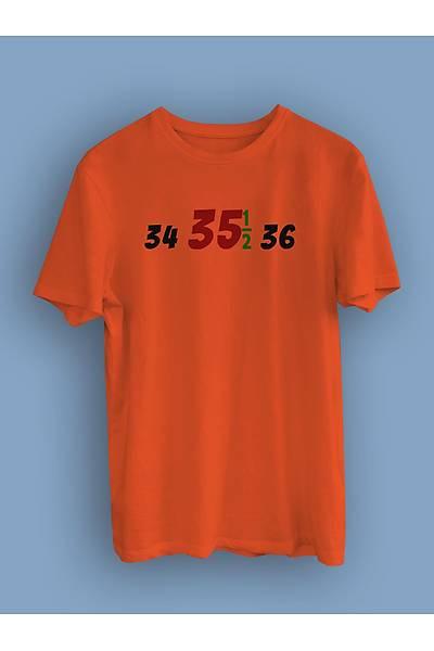 Karþýyaka 35 Buçuk Sayý Tasarýmý(Üniseks)