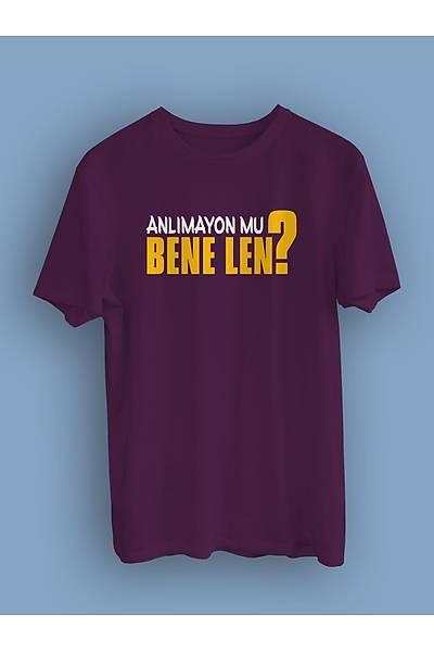 Anlýmayonmu Bene Len?(Üniseks Tiþört)