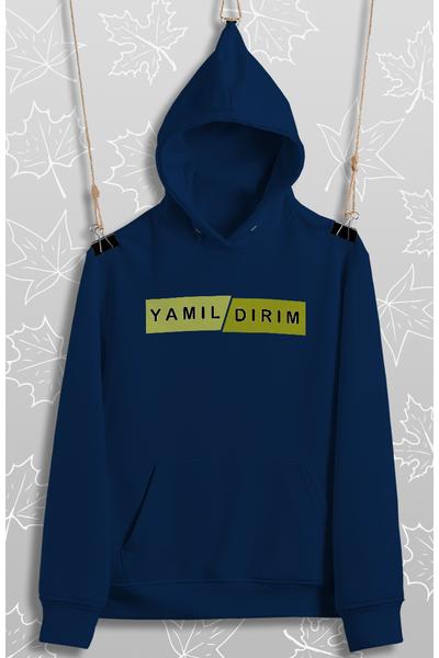 Yamýldýrým (Üniseks Kapüþonlu) biyace3
