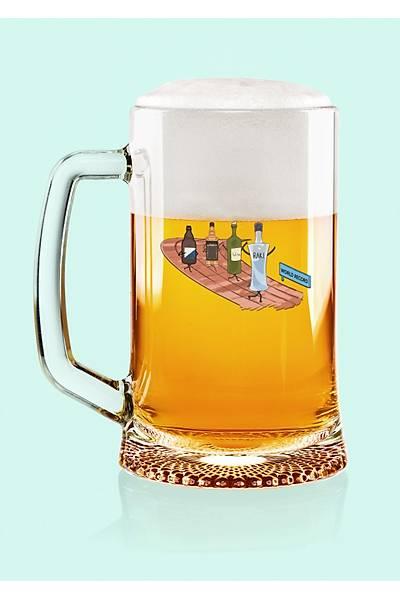 Alkol Olimpiyatlarý (Bira Bardaðý)