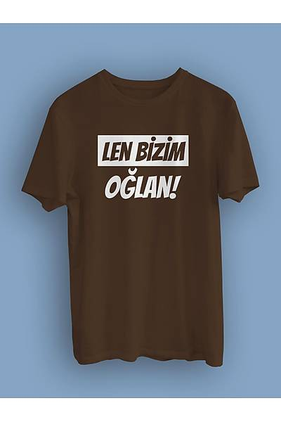 Len Bizim Oðlan(Üniseks Tiþört)
