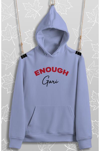 Enough Gari  (Üniseks Kapüþonlu)