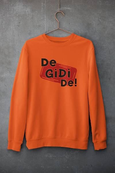 De Gidi De 2 (Üniseks Kapüþonsuz)
