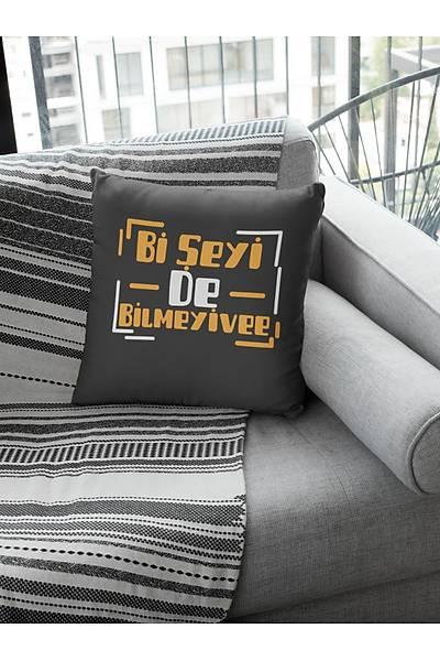 Biþeyi De Bilmeyive  (Kare Yastýk)