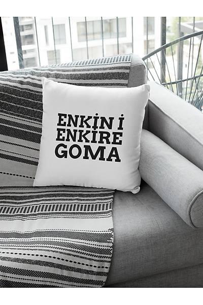 Enkini Engire Goma(Kare Yastýk)