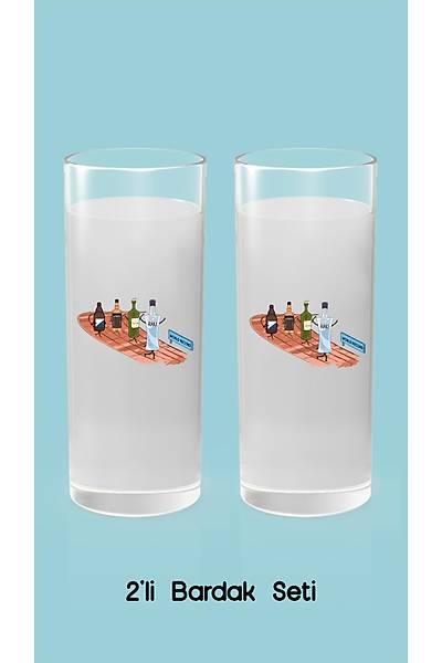Alkol Olimpiyatlarý (Raký Bardak)