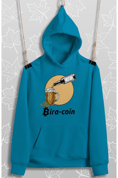 Bira Coin 2  (Üniseks Kapüþonlu)