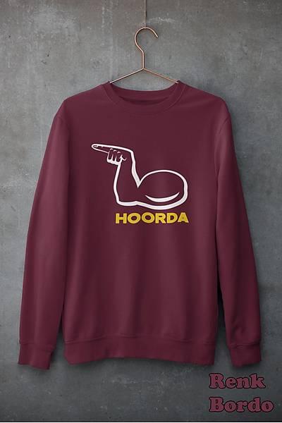 Hoorda(Üniseks Kapüþonsuz)