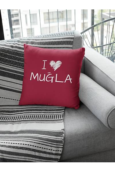 I Love Muðla( Kare Yastýk)