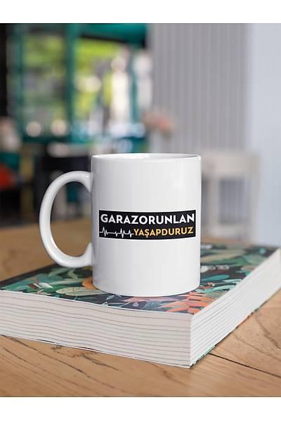 Garazorunlan Yaþapduruz 2 (Porselen Kupa)
