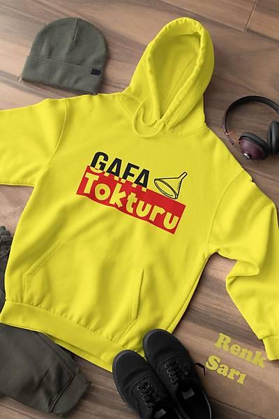 Gafa Tokturu (Üniseks Kapüþonlu)