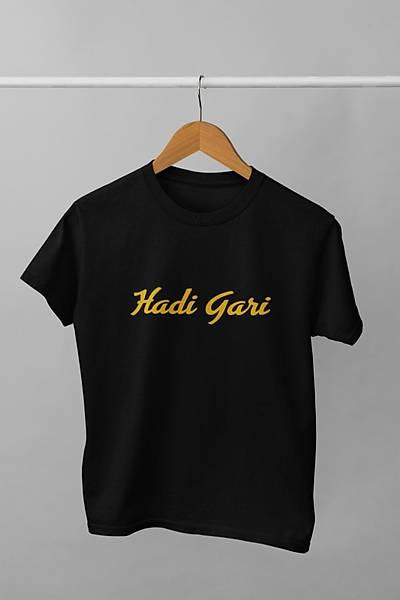 Hadi Gari(Üniseks Çocuk Tiþörtü)