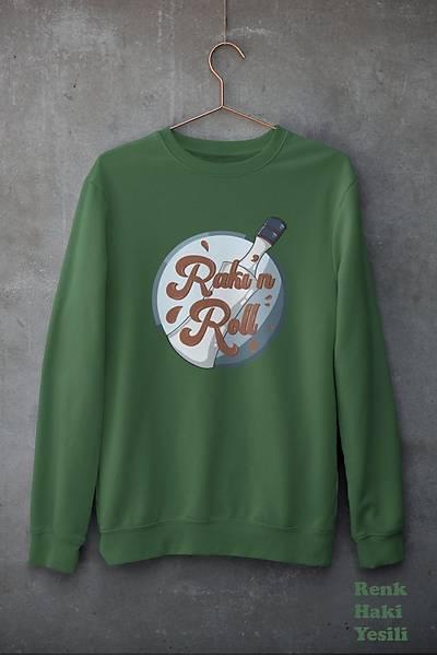 Rakýn Roll (Üniseks Kapüþonsuz)