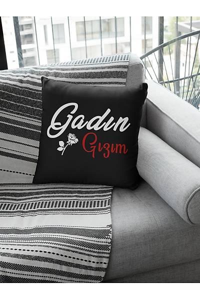 Gadýn Gýzým (Kare Yastýk)