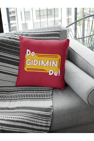 De Gidimin DE (Kare Yastýk)