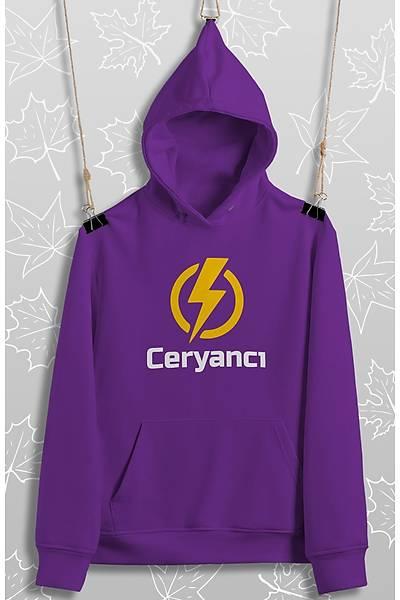 Ceryancý(Üniseks Kapüþonlu) biyace3