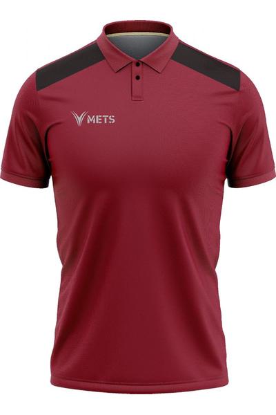 Mets Strike Kamp T-Shirt Bordo