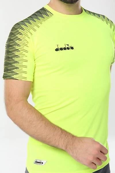 Diadora Ritim Antrenman T-Shirt F.Sarý