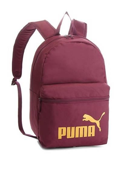 Puma 075487 35 Phase Backpack Unisex Sýrt Çantasý Bordo
