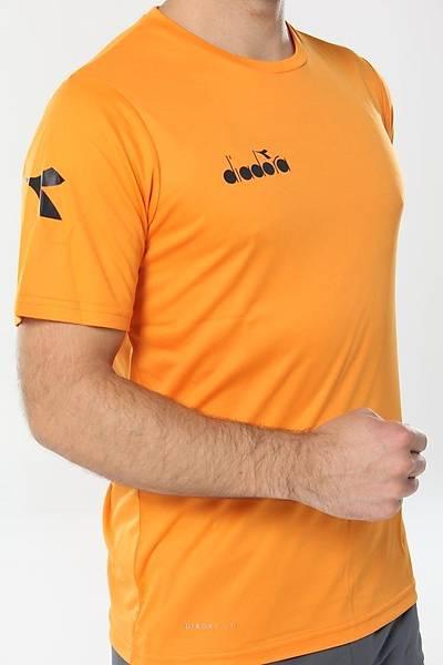 Diadora Nacce Antrenman T-Shirt Turuncu