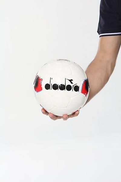 Diadora Forte Profesyonel Futbol Topu Kýrmýzý No 5
