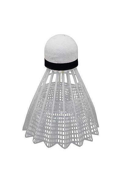 Delta BT 2000 6 lý Plastik Badminton Topu Beyaz Beyaz