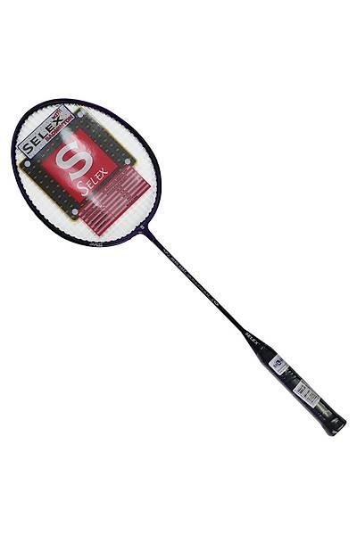 Selex 5327 Alüminyum Badminton Raketi Siyah