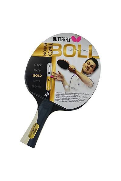 Butterfly 85020 Timo Boll Gold ITTF Masa Tenisi Raketi