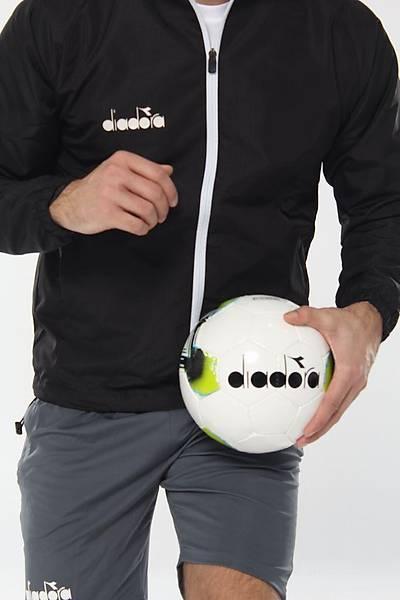Diadora Forte Profesyonel Futbol Topu Yeþil No 4