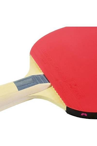 Butterfly 85080S Liam Pitchford LP X1 ITTF Masa Tenisi Raketi Kýrmýzý
