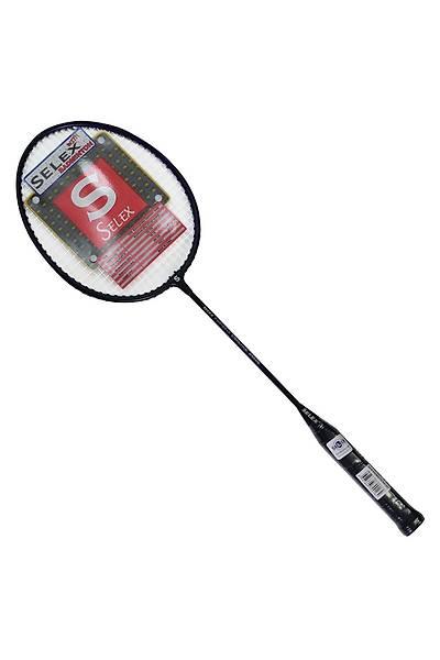 Selex 5316 Alüminyum Badminton Raketi Siyah