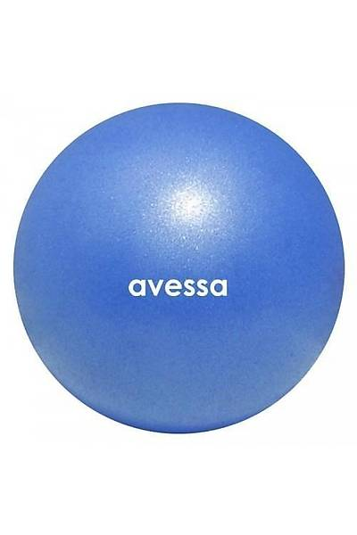 Avessa Pilates Topu 75 Cm Mavi
