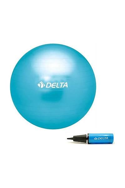 Delta Pilates Topu Turkuaz 75 cm