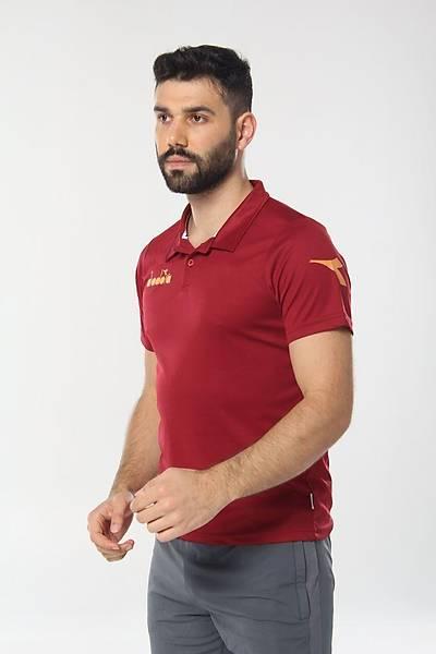 Diadora Nacce Kamp T-Shirt Bordo