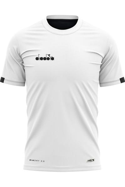 Diadora Venüs Antrenman T-Shirt Beyaz