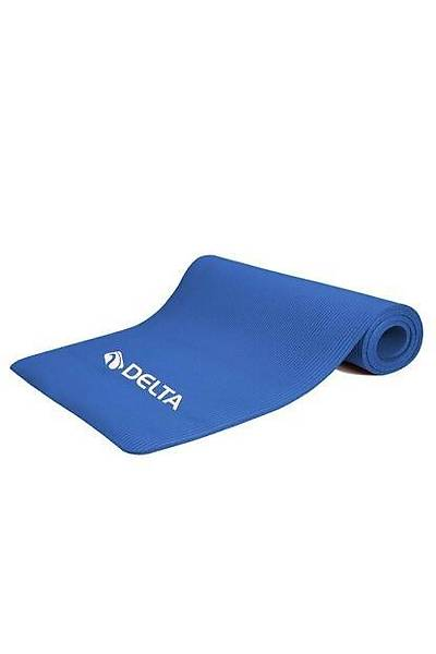 Delta Pilates Minderi Yoga Mat Mavi