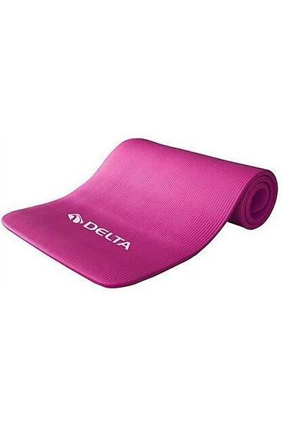 Delta Pilates Minderi Yoga Mat Pembe