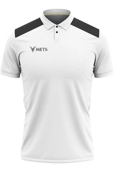 Mets Strike Kamp T-Shirt Beyaz