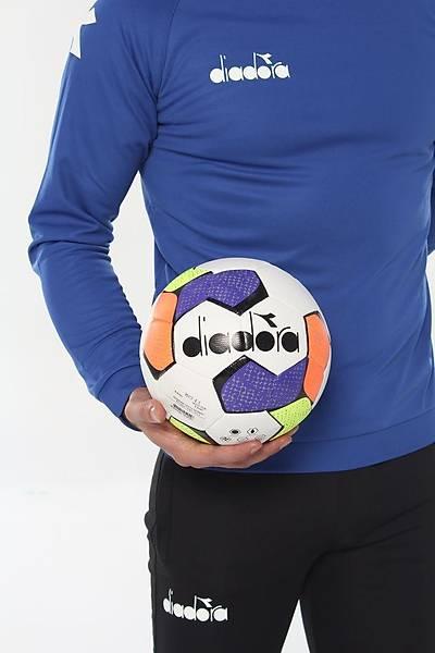 Diadora Nenta Hybrid Futbol Topu Turuncu No 4