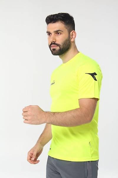Diadora Nacce Antrenman T-Shirt F.Sarý