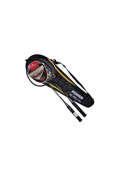 Avessa Power BR Pro 701 Badminton Raketi Siyah