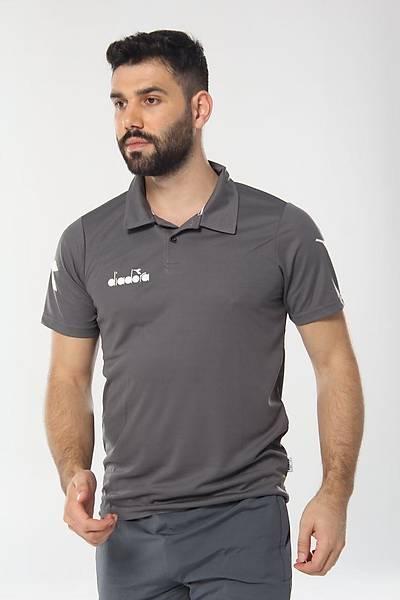 Diadora Nacce Kamp T-Shirt Antrasit